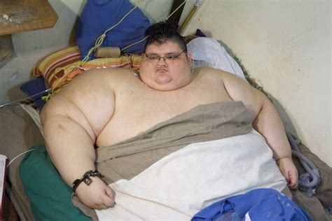 fattest person in the world see the new look of franco world s fattest man after