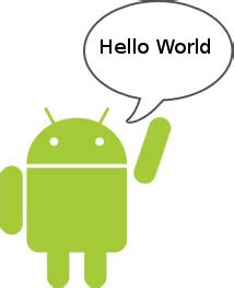 android hello world android шаг 2 hello world mainloop