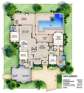 Mediterranean Style House Plans Small Mediterranean House Plans Mediterranean House Floor