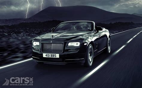 Rolls Royce Dawn Black Badge Arrives To Join Rolls Black