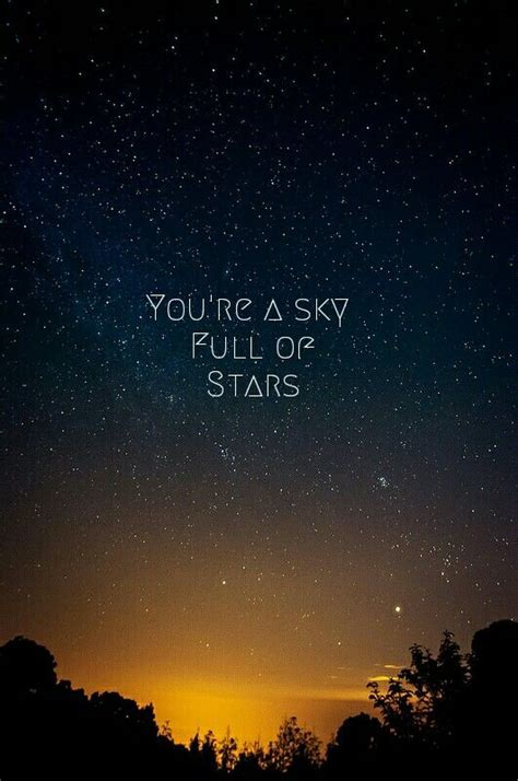coldplay sky full of stars pinterest the world s catalog of ideas