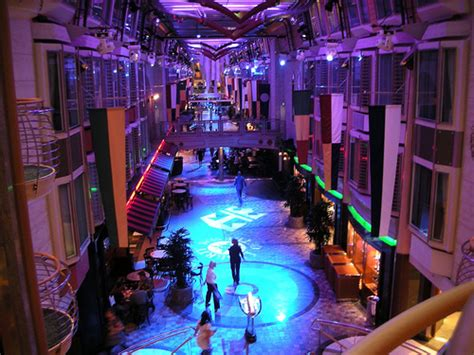 Royal Caribbean Interior by Royal Caribbean Oasis Of The Seas Amazing Places