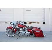 2010 Harley Davidson Road King  La Pachuca Lowrider