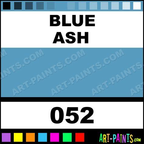 blue ash color blue ash flashe acrylic paints 052 blue ash paint