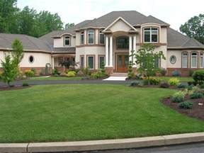 home landscape improve curb appeal with front yard landscaping
