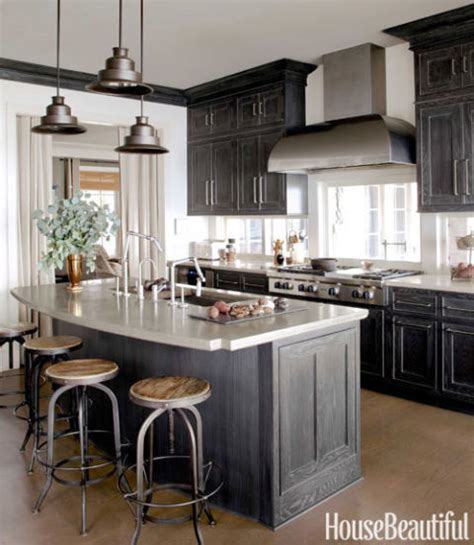 kitchen decorating ideas dark cabinets the wall the 40 kitchen cabinet design ideas unique kitchen cabinets