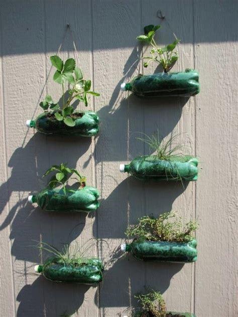 2 liter soda bottle planters 2 liter bottle planters for ze townhouse pinterest