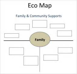 free ecomap template for word ecomap template 5 free documents in pdf word