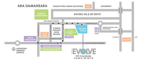 Closet Mall To Location by Getting Here Evolve Concept Mall