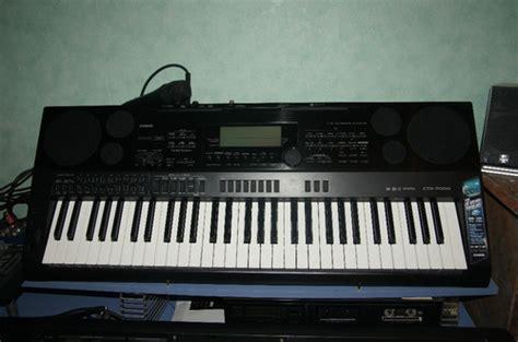tutorial keyboard casio ctk 7000 casio ctk 7000 image 341319 audiofanzine