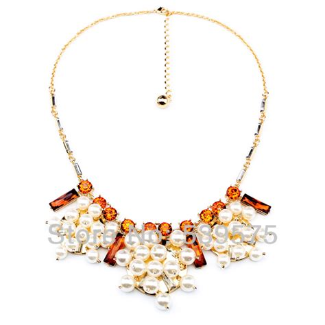 buy wholesale chunky pearl necklace from china