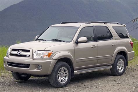 2007 Toyota Sequoia Reviews 2007 Toyota Sequoia Reviews Specs And Prices Cars