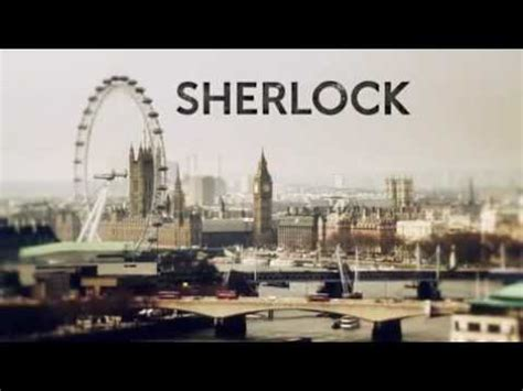 theme music sherlock holmes tv series sherlock bbc theme youtube