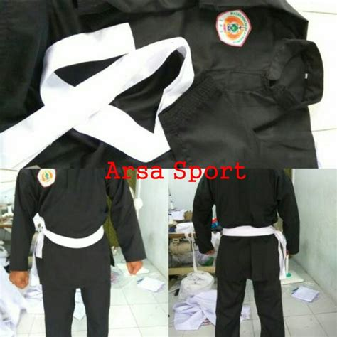 Seragam Taekwondo By Arsa Sport penjual seragam silat arsa sport