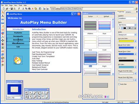 autoplay menu builder templates autoplay menu builder 6 2