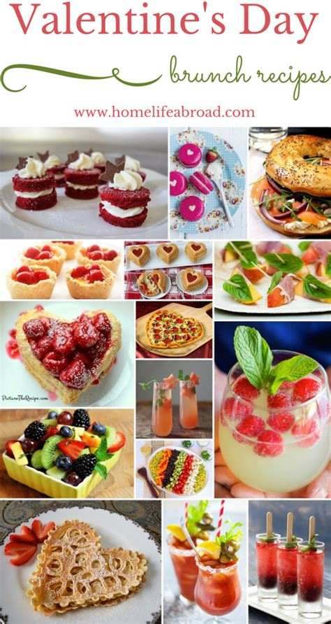 valentines day brunch 15 s day brunch recipes home abroad
