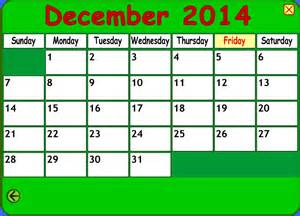 S Calendar Let S Make A Calendar 161 Somos L S De Cuarto
