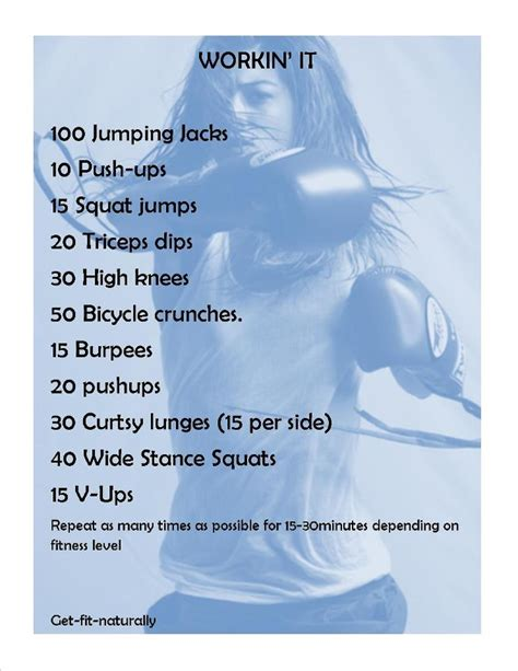 stonehard boxing workout fitness workouts