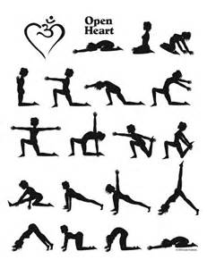 Yoga flow sequence on pinterest yoga flow yoga and 30 day yoga