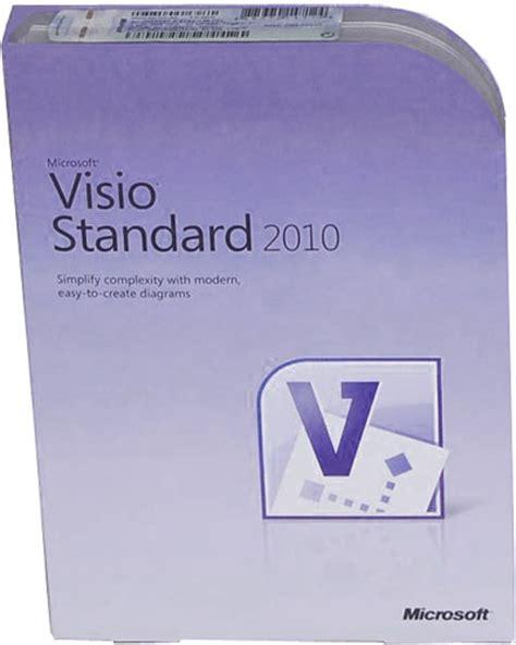 microsoft visio 2010 64 bit microsoft visio 2010 standard 32 64 bit retail box for