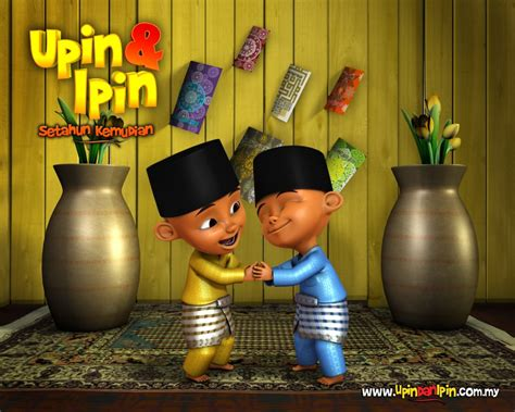 video film upin dan ipin terbaru trololo blogg wallpaper upin dan ipin