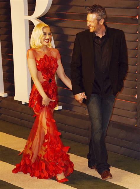 Vanity Fair Oscar Gwen Stefani Gwen Stefani 2016 Vanity Fair Oscar 07 Gotceleb