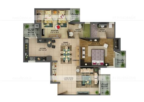 view the greenbrier iii floor plan for a 2141 sq ft palm nano 3d