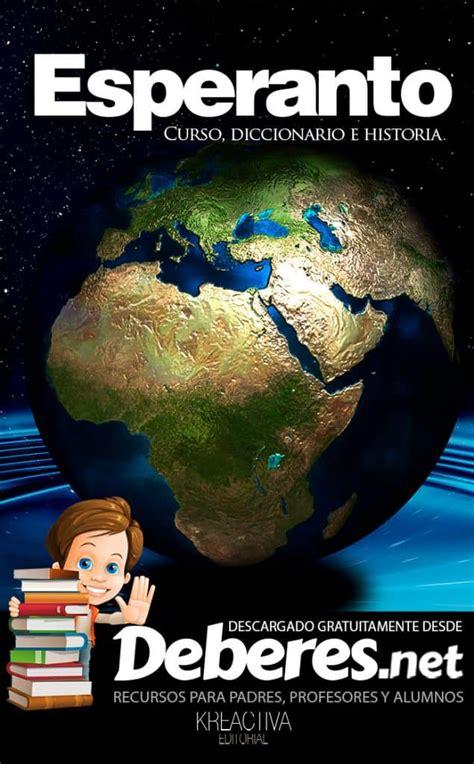 libro de esperanto curso diccionario e historia libro de esperanto curso diccionario e historia