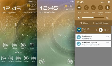 live themes for samsung galaxy s5 themes thursday ten new themes launched in the samsung