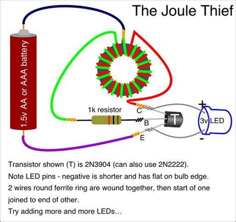 joule thief without inductor sint maarten sintmartin spiritual energy 2 ufo s pic dolphin protest anguilla haarp skies