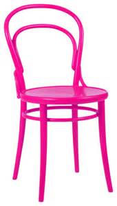 Pink Bistro Chair Thonet Chair In Pink Eclectic Dining Chairs By Abc Carpet Home