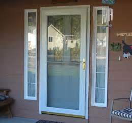 Glass Door Screen Doors Mobile Screens Etc Inc Residential Commercial Portland Oregon