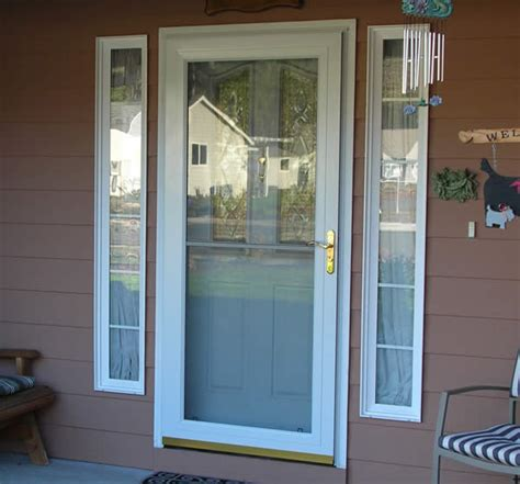 Door With Screen And Glass by Doors Mobile Screens Etc Inc Residential