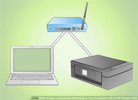 How To Scan A Document From Printer To Computer