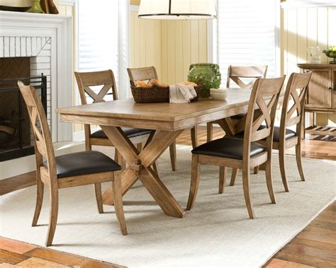 Light Wood Dining Room Sets Modern Dining Room Tables Solid Wood Busca Furniture With Dining Room Set Light Wood