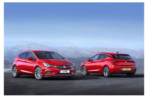 new vauxhall astra deals