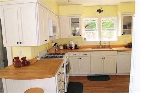 white kitchen cabinets yellow walls nagpurentrepreneurs