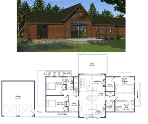 house plans for aging in place new yankee barn homes floor plans