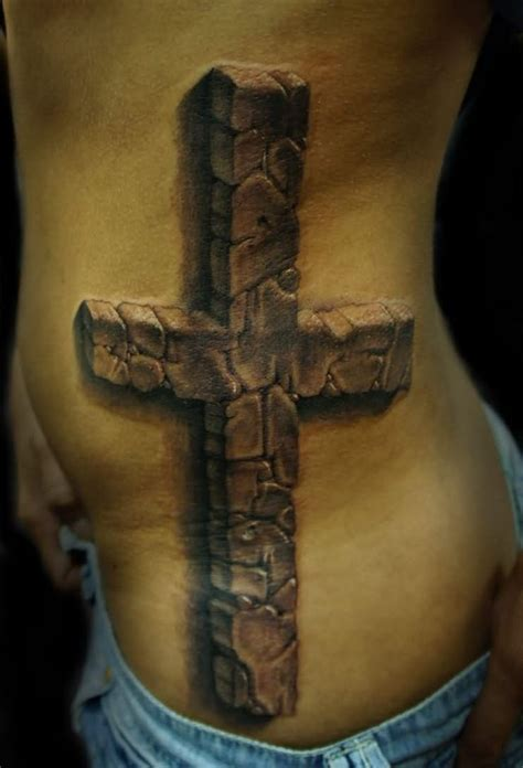 tattoo 3d stone 17 best 3d tattoos images on pinterest tattoo ideas