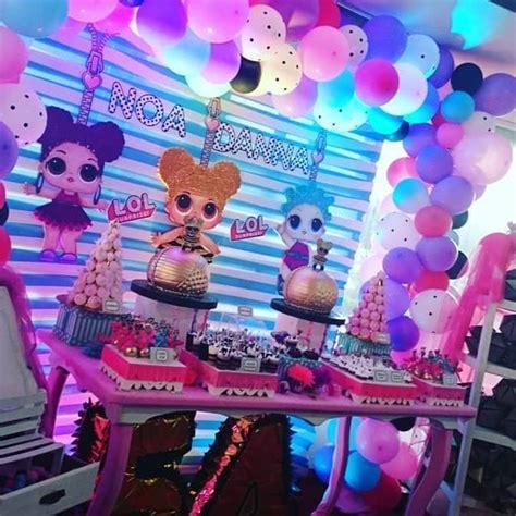 lol surprise dolls birthday cake cumple lol elegido