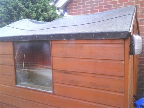 replacing shed roof garages sheds job  sittingbourne