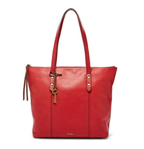 Tas Wanita Branded Import Fossil Tote Bag Multicolours 01lsf1119 Murah 1 fossil tote crimson fossil papillon liebeskind giva bagsfossil papillon