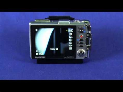 olympus tough tg 810 video review youtube