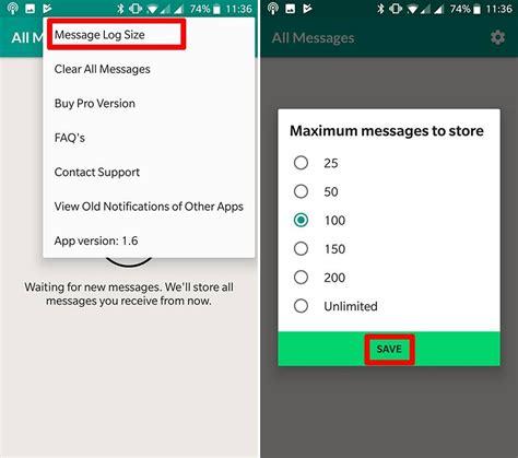 tutorial whatsapp api tutorial como recuperar mensagens apagadas para todos