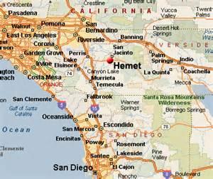 hemet california map hemet weather related to real estate listings of homes for