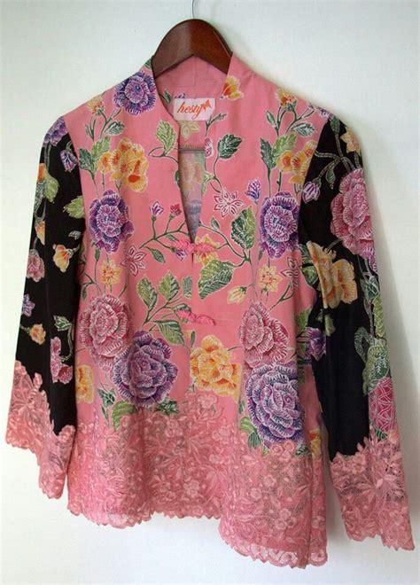 Blouse Katun Renda 001 1000 images about fashion asian on batik dress kebaya and indonesia