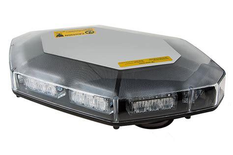 Magnetic Mounted Emergency Led Light Bar With Toggle