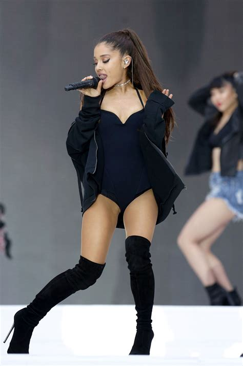 ariana grande ariana grande performs at capital fm summertime ball in