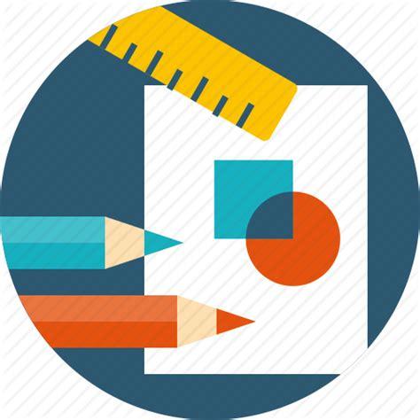 Icon Design Model | concept creative design draft idea mockup model