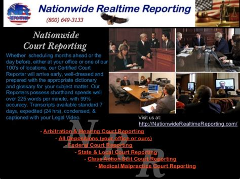 jersey shore reporting certified shorthand court nationwide realtime reporting court reporting cart reporting